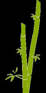 fake bamboo plants
